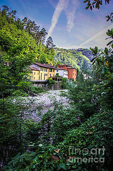 Richard Smukler -  Bagni di Lucca #13