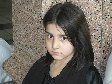 Beauty With Innocence by Saman Khan