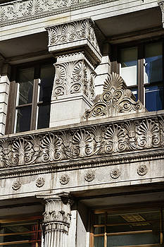 Val Black Russian Tourchin -  Building Detail at Bowling Green