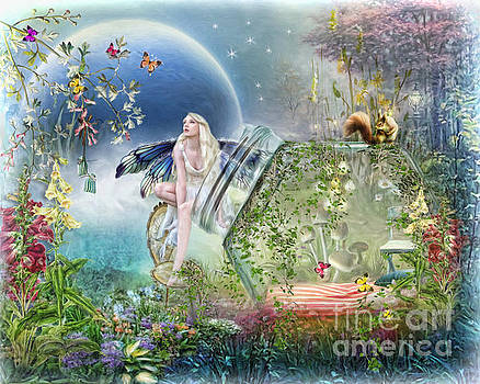 Butterfly Fairy by Trudi Simmonds