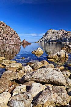 Calafico bay  - Sardinia by Antonio Scarpi
