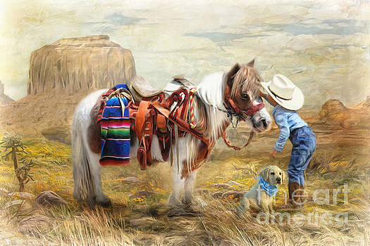 Cowboy Up by Trudi Simmonds