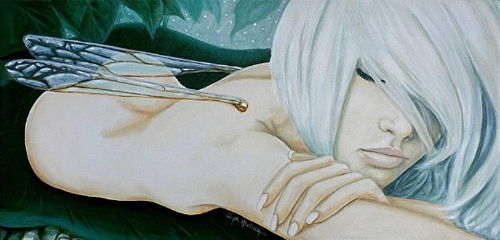 Ember Heartfire The Enchanted by Al  Molina