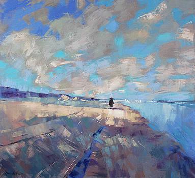 Eternal wanderers by Anastasija Kraineva