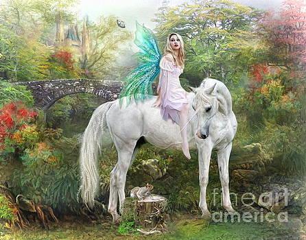 Fairy Glen by Trudi Simmonds