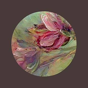 Flower Blossoms by Mary Wolf