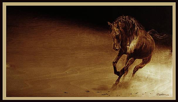 Free Running by Dino Muradian