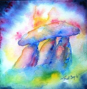Haroldstown Dolmen by Trudi Doyle