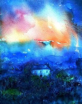 Haunted Dawn by Trudi Doyle