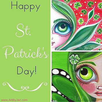 🍀 May The Luck Of The Irish Be With by Jaz Higgins