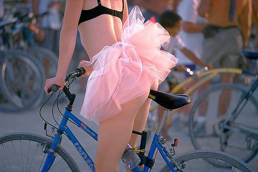 Daniel Furon -  Pink Tutu Biker