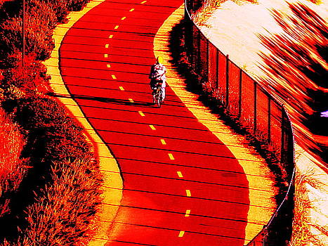 Red Path  by John King