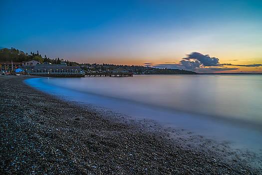 Redondo Sunset Breeze by Ken Stanback