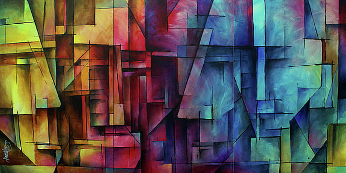 ' Remnants of Reason ' by Michael Lang
