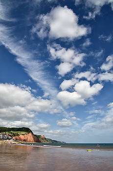 Sidmouth in Devon by Pete Hemington