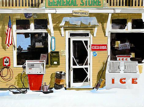 Soda 'n  Gas by Art Scholz