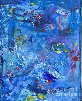 Turbulent Waters by Gail Butters Cohen
