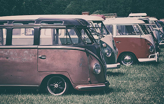 VW Buses by Jason Green