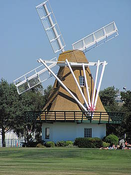 Windmill by Gregory Smith