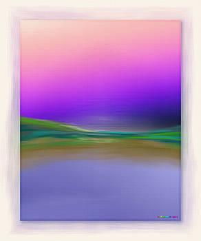 02110316-Rothko-esque Landscape-v03a by Danny Maynard