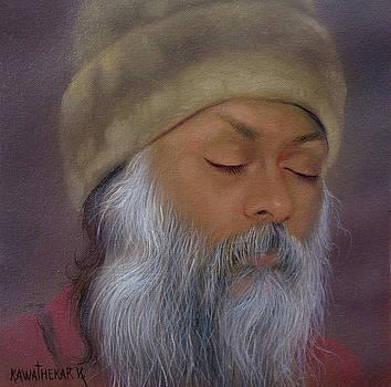 06 Osho by Vijay Kawathekar