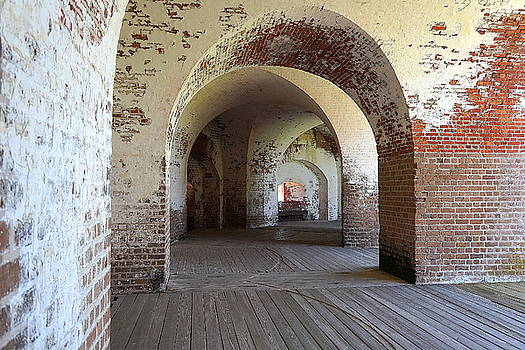 Laurie Perry - Fort Pulaski Hall