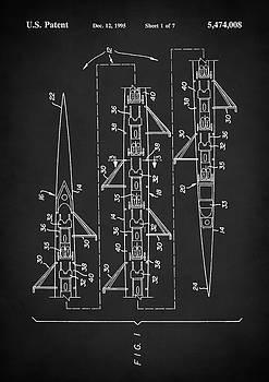 8 Man Rowing Shell Patent by Taylan Apukovska