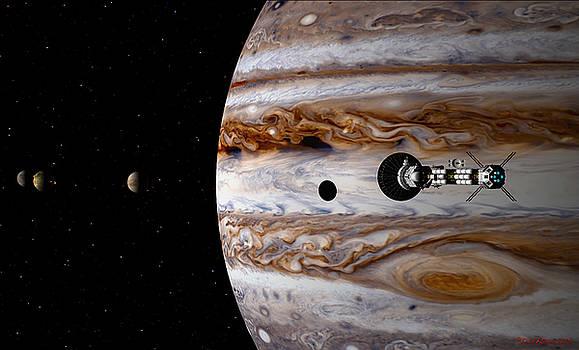 A sense of scale by David Robinson