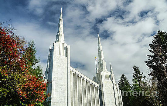 A Temple To Our God by Nick Boren