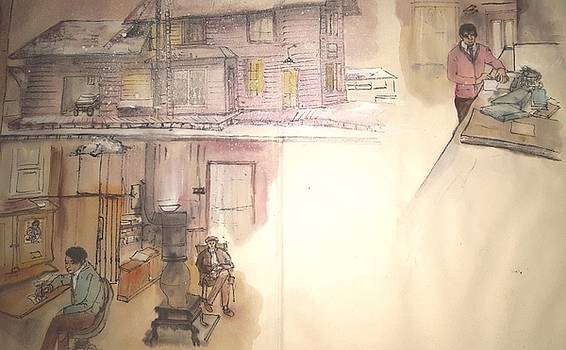 A trip to Lewiston  in Autumn album by Debbi Saccomanno Chan