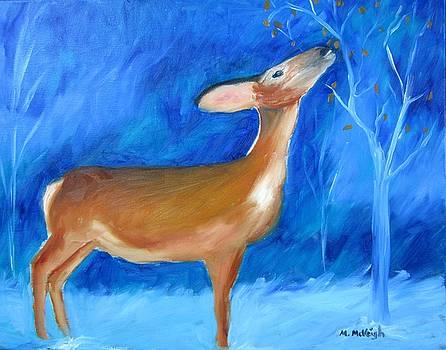 A Wintry Night by Marita McVeigh