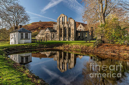 Adrian Evans - Abbey Reflection