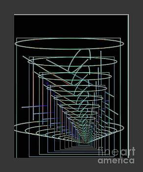 Abstract 13 by John Krakora