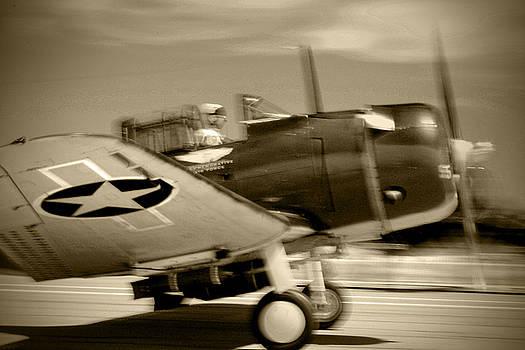 Air Force by Barbara Teller