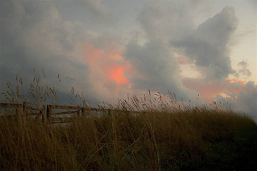 Alice's Sunset by Chris Burke
