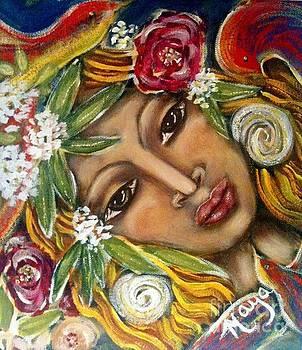 Amazonia by Maya Telford