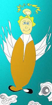 Angel by Agnes Karcz