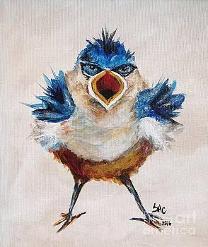 Angry Bird by Susan Cliett