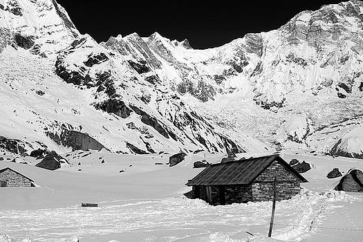 Annapurna Sanctuary by Aidan Moran