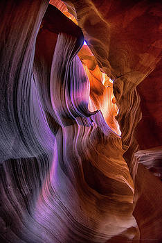 Antelope Canyon #6 by Phil Abrams