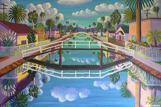 April on Retro Canal by Frank Strasser