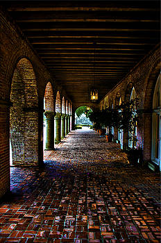 Arches and Bricks by Joseph Hollingsworth