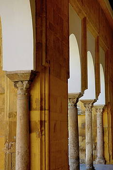 Sami Sarkis - Arches of the Patio de los Naranjos in the Cathedral of Cordoba