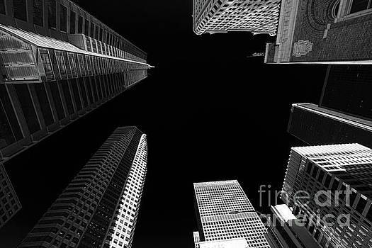 Chuck Kuhn - Architecture Black White