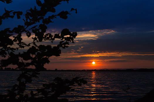 At The Lake by Andreas Levi