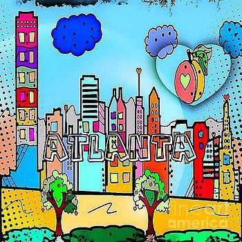 Atlanta by NICO BIELOW by Nico Bielow