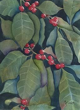 Autumn Berries by Marsha Elliott