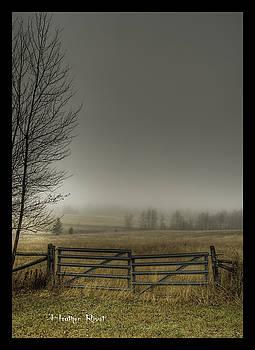 Autumns Pasture by Heather  Rivet