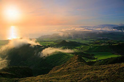 Gaspar Avila - Azores islands landscape
