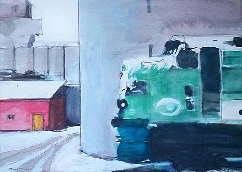 B And O by Ed Heaton